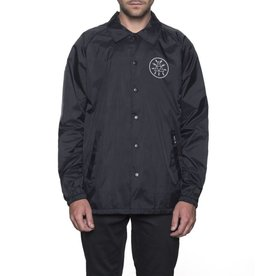 Huf Huf Voltage Coaches Jacket - Black