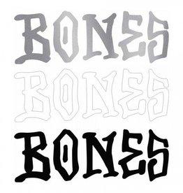 """Bones Bones Thermal Vinyl 6"""" Sticker - Assorted"""