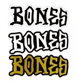 """Bones Bones 3"""" Sticker  - Assorted"""
