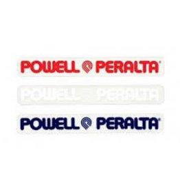 Bones Powell Peralta Strip - 4 x 1/2 Sticker