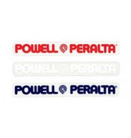 Bones Powell Peralta Strip Sticker - 4 x 1/2 - Assorted