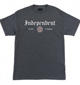 Independent Independent Gothic T-Shirt - Charcoal Heather