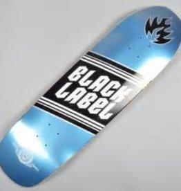 Black Label Black Label - Top Shelf Blue Foil 8.5 x 32.38 Skateboard Deck