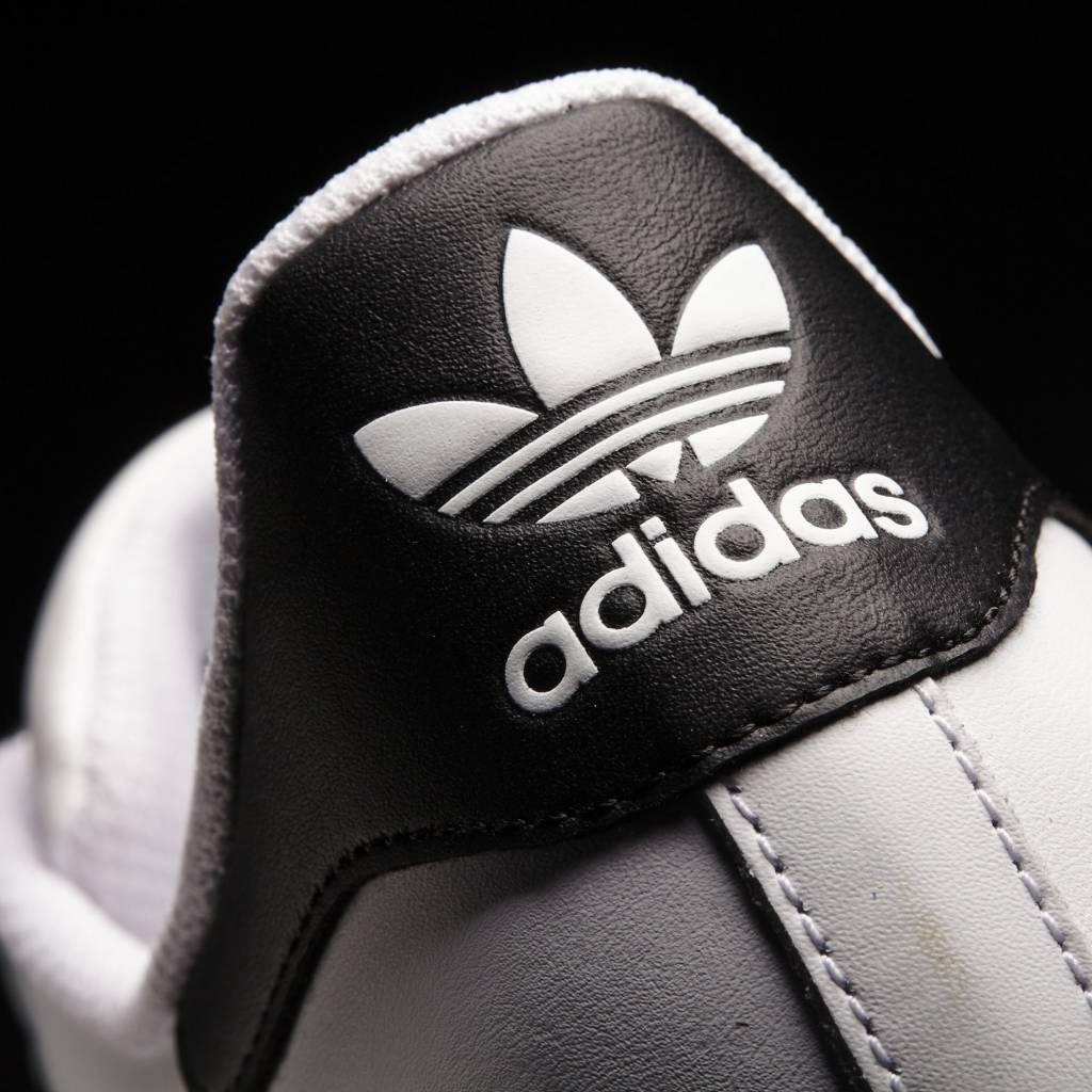 Adidas Superstar Vulc Adv Skate Shoes White Black