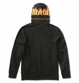 Vans Vans X Thrasher Pullover Hoody - Black