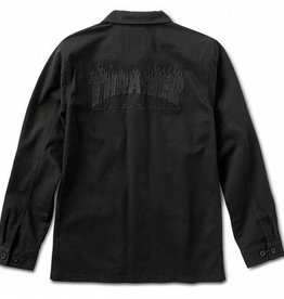Vans Vans X Thrasher Jacket - Black