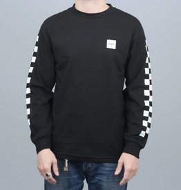 Huf Huf Bunny Hop LS T-Shirt - Black