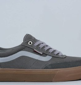 Vans Vans Gilbert Crockett Pro 2 Skate Shoes - Gunmetal/Gum