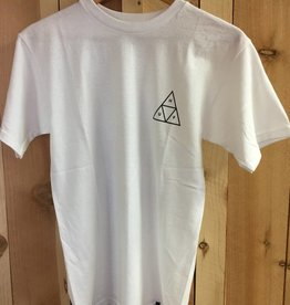 Huf Huf Roses Triple Triangle T-Shirt - White