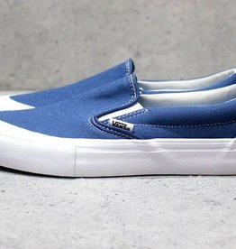 Vans Vans Slip On Pro Skate Shoes - Andrew Allen STV Navy