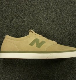 New Balance New Balance 345 Skate Shoes - Tan/Green