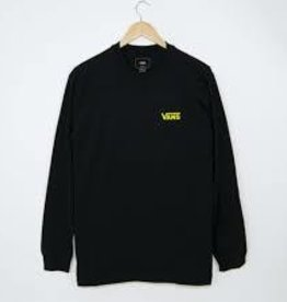 Vans Vans X Thrasher John Cardiel Longsleeve T-Shirt - Black