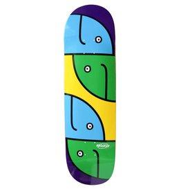 Hosoi Skateboards Hosoi Gonz Fish Heads deck - Purple