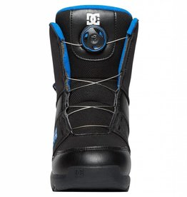 DC DC Scout Youth Boots 2018 - Black