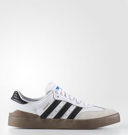 Adidas Adidas Busenitz Vulc Samba Edition Skate Shoes  - Running White Ftw / Core Black / Bluebird
