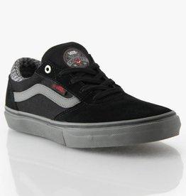 Vans Vans Gilbert Crockett Pro Skate Shoes (Independent) - Black/Charcoal