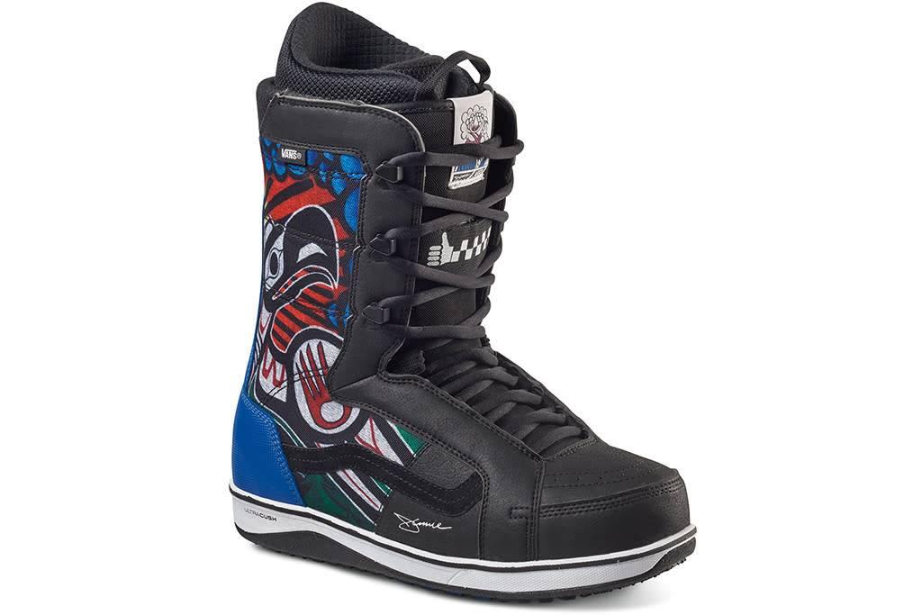 vans snowboard boots 2017