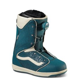 Vans Vans Women's Encore Snowboard Boots 2016 - Emerald/Floral