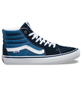 Vans Vans Sk8-Hi Pro Skate Shoes - Navy / Stv Navy