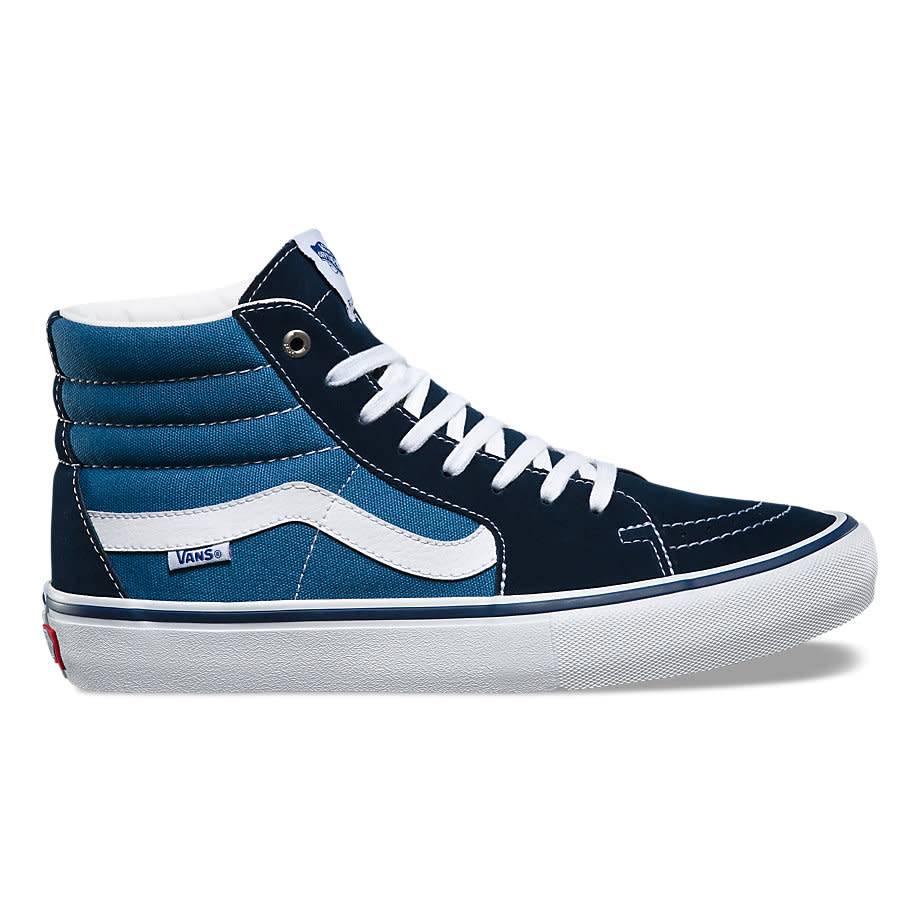 navy vans shoes