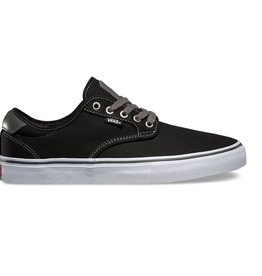 Vans Vans Chima Ferguson Pro Kid's Skate Shoes - Black/Charcoal/White