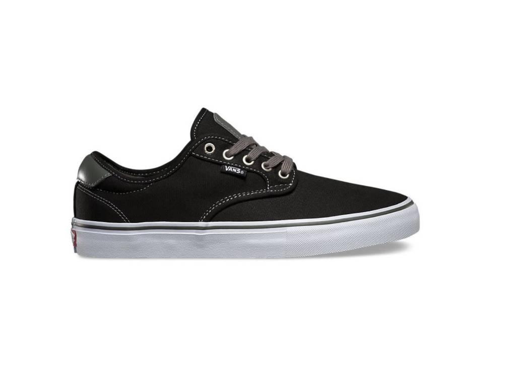 kids vans shoes black