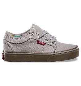 Vans Vans Off The wall Chukka Low Kid's Aztec Stripe - Light Grey/Gum