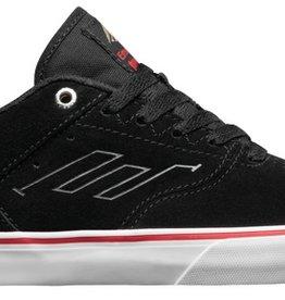 Emerica Emerica The Reynolds Low Vulc Skate Shoes - Black/White/Red