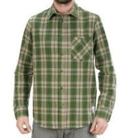 Emerica Emerica Tradecraft LS Flannel Shirt - Green