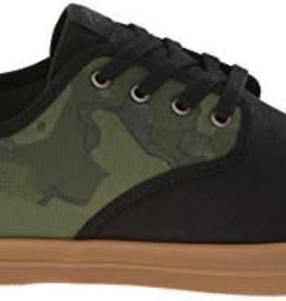 Emerica Emerica The Wino Men's Skate Shoes - Black/Camo