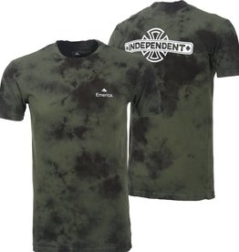 Emerica Emerica X Indy Men's T-Shirt - Dark Green