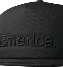 Emerica Emerica Pure Trucker Hat - Black