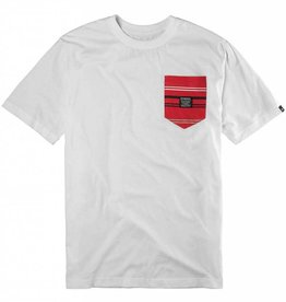 Emerica Emerica Taze Pocket T-Shirt - White