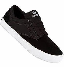 Supra Supra Chino Skate Shoes - Black/White