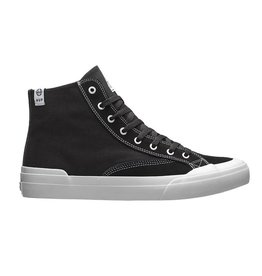 Huf Huf Classic Hi ESS Skate Shoes - Black White b0898e840418