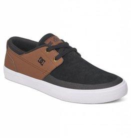 DC DC Wes Kremer 2 S Skate Shoes - Brown/Black