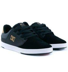 DC DC Plaza TC S Skate Shoes - Black/Tan