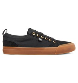 DC DC Evan Smith S Skate Shoes - Black/Gum
