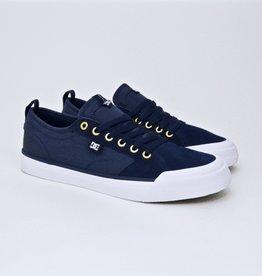 DC DC Evan Smith S Skate Shoes - Navy/Dark Chocolate