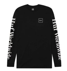 Huf Huf Domestic LS T-Shirt - Black