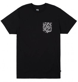 Huf Huf Footwear Skulls Pocket T-Shirt - Black