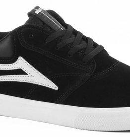 Lakai Lakai Griffin Men's Skate Shoes - Black/White Suede