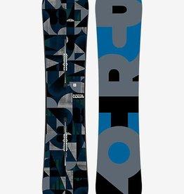 burton Snowboards Burton Clash 155 Snowboard Deck 2017
