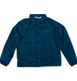 Thrasher Thrasher Circuit Goat Coach Jacket - Navy Blue