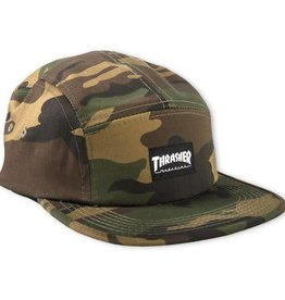 Thrasher Thrasher 5 Panel Hat - Camo One Size