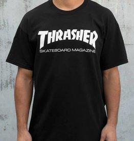 Thrasher Thrasher Skate Mag Logo T-Shirt - Black