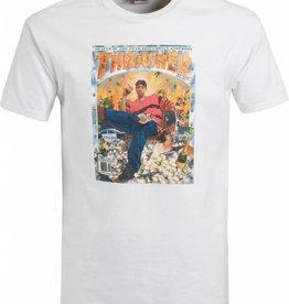 Thrasher Thrasher Brian Anderson Thrasher SOTY Cover T-Shirt - White