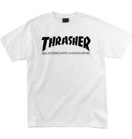 Thrasher Thrasher Logo Youth T-Shirt - White