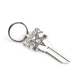 Thrasher Thrasher Skategoat Key - Silver/Black