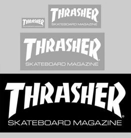 Thrasher Thrasher Logo Sticker (Super)